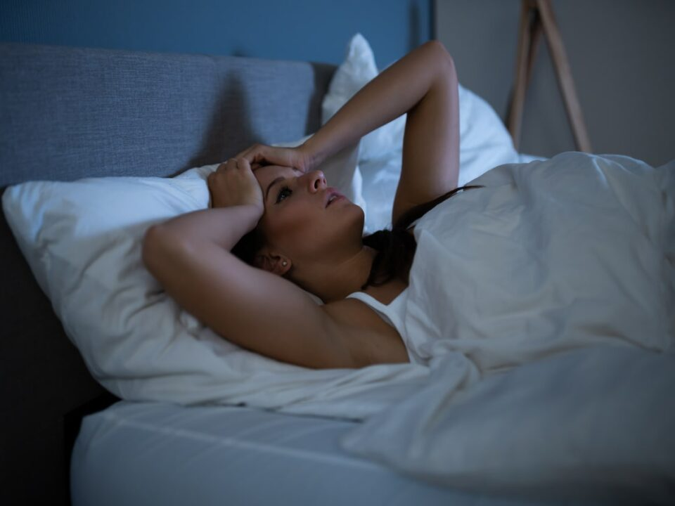 ways sleep deprivation affects your body